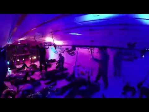 Defying the laws of dancing! Zero gravity flight club opens above Germany