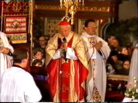 Polnocka Zagreb 1990 Franjo Kuharic Franjo Tuđman D 1 Youtube