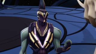 Max Steel: Ven Ghan and Steel's capture