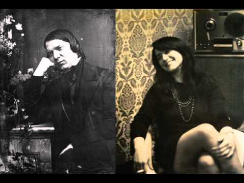 Schumann. Fantasiestücke - Aufschwung (Martha Argerich live from Amsterdam, 1978)