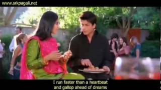 My Name Is Khan Songs - Sajda - Official Song -HD -Shahrukh Khan