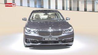 Salon de Francfort : BMW série 7, une incroyable berline qui combine luxe et technologies