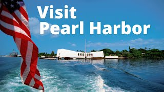 Ep 9: How to visit PEARL HARBOR : Complete Guide to visiting the USS Arizona Memorial