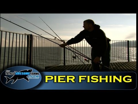 Pier fishing tips for Beginners (Part 1) - The Totally Aweso