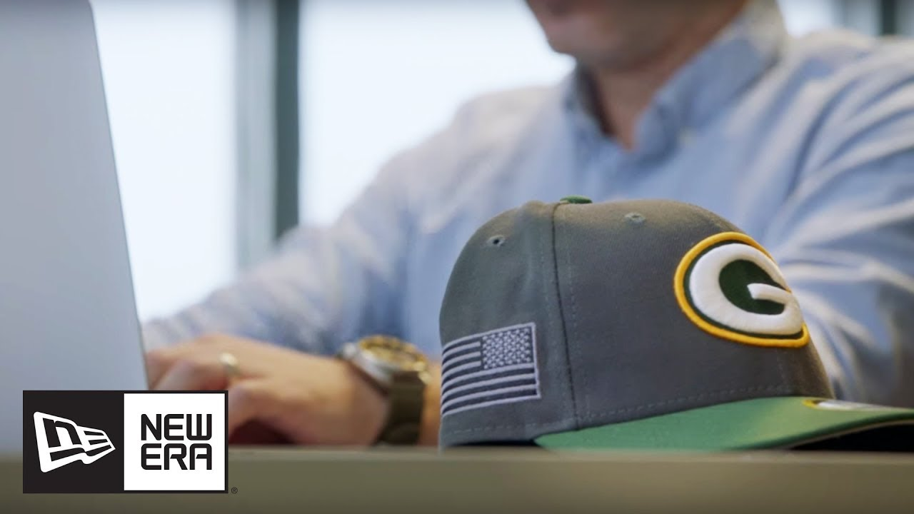 d84fa092d56 New Era s NFL Crafted in America Collection
