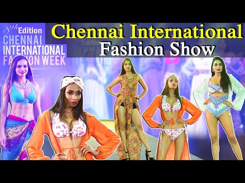 fashion show chennai international fashion week with chennai top models more than 30 models from chennai and across india the chennai international fashion week is back . the eighth edition of the annual show is being held at the hotel the residency towers. this year chennai international fashion week also focuses the water problem in chennai      For More tamil news, tamil news today, latest tamil news, kollywood news, kollywood tamil news Please Subscribe to red pix 24x7 https://goo.gl/bzRyDm red pix 24x7 is online tv news channel and a free online tv