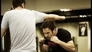 Bob and Weave - Krav Maga Worldwide™Training w/ Lead Instructor AJ Draven - Self Defense Ep #36