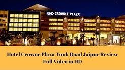 Hotel Crowne Plaza Tonk Road Jaipur Review | Price | Room | Breakfast | Swimming Pool & More