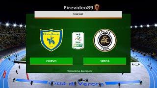Pes 2020 Serie B • Chievo vs Spezia • 30° Giornata