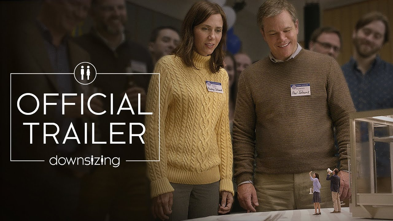 Downsizing Online Movie Trailer