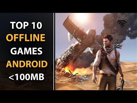 Top 10 OFFLINE Games For Android Above 100mb | HD Graphics 2019