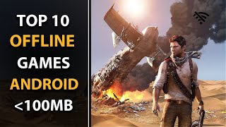 Top 10 OFFLINE Games For Android | High Graphics 2019 | Best Offline Games Android | Above (100mb)