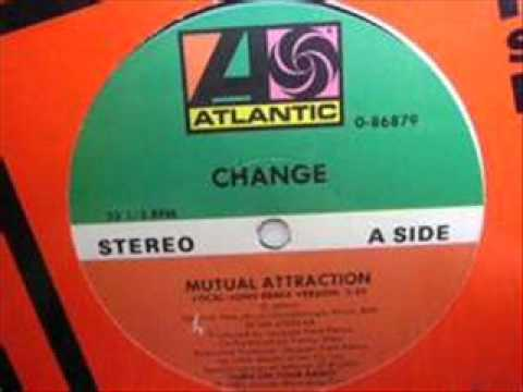 CHANGE, mutual attraction, nick martineli remix, hq audio.