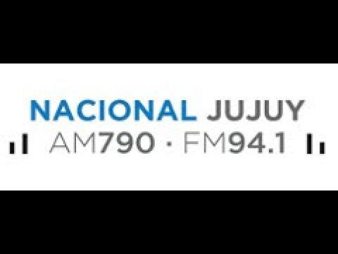 LRA 22 RADIO NACIONAL JUJUY. AM 790 - FM 94 1 - SAN SALVADOR DE JUJUY  (ARGENTINA) - YouTube
