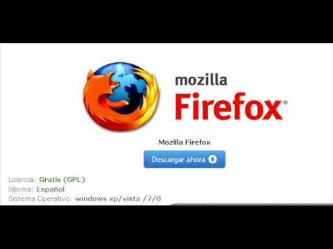 descargar firefox para windows xp