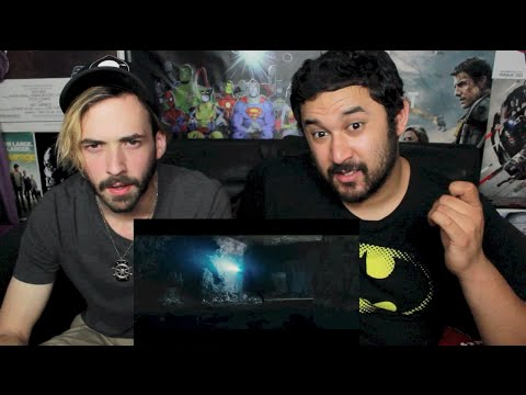 THE LAST WITCH HUNTER Official TRAILER #1 REACTION & REVIEW!!!