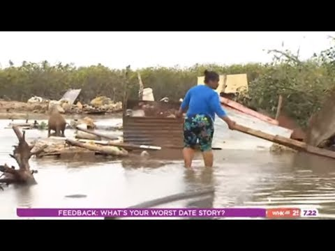 1 NEWS' Barbara Dreaver says Tonga dodged a bullet