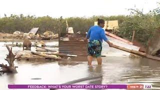 1 NEWS' Barbara Dreaver says Tonga dodged a bullet