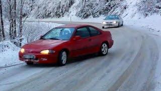 FWD Snow Mountain Drift Part 2
