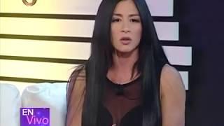 Diosa Canales: Ni mi esposo ni yo irrespetamos a nuestras exparejas
