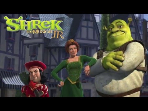 Drake Middle School - Shrek Jr Musical, April 29, 2016