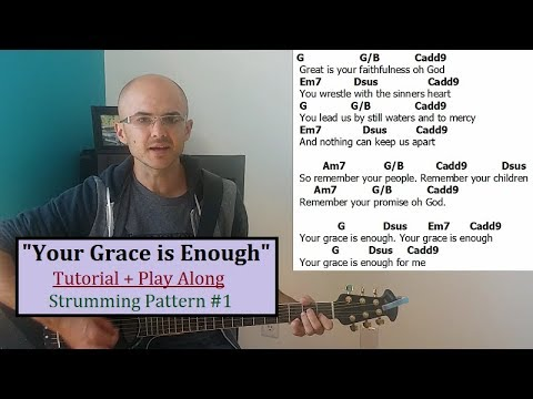 You Grace Is Enough Chords By Gateway Worship Worship Chords