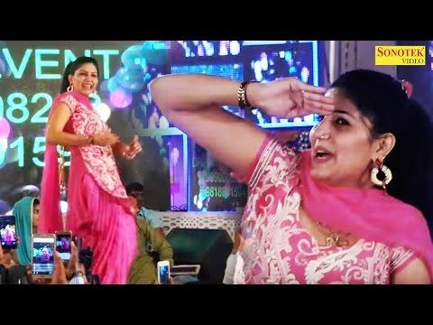 Sapna choudhary gana Dance Video On English Medium Haryanvi Song