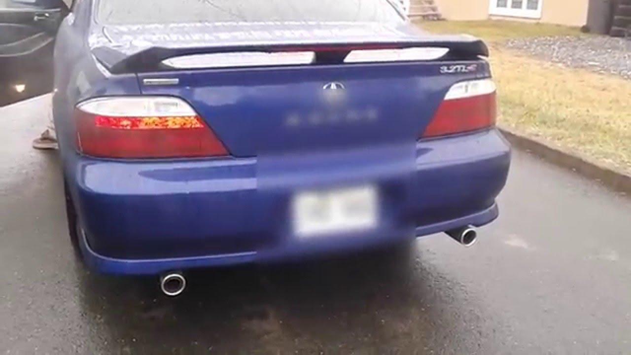 Acura TL Type-S A-Spec 2003 ler delete - YouTube