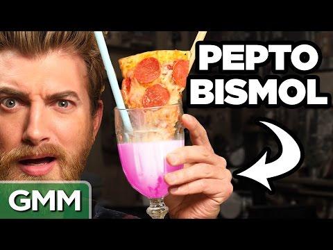 Pizza Dipping Taste Test