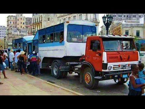 Удивительные приключения советских автомобилей на Кубе / ФОТО