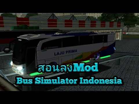 MOD BUSSID TRUCK CANTER BUSSID V2 9 by CHO END