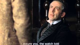 Sherlock Holmes: The Sign of Four mash-up