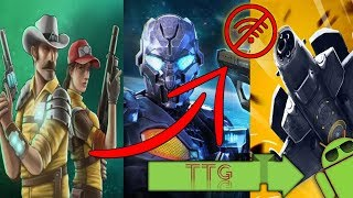 TOP 5 OFFLINE ANDROID GAMES 2018/GAMEPLAY