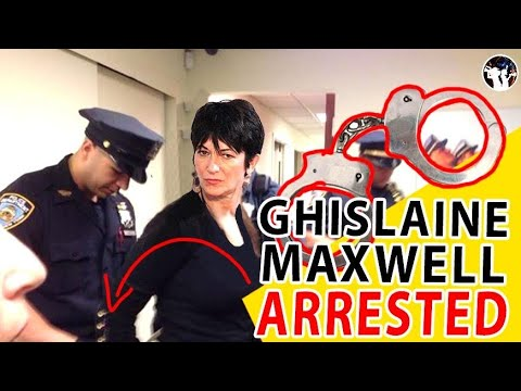 BREAKING: The FBI Just Arrested Ghislaine Maxwell! Why It Matters
