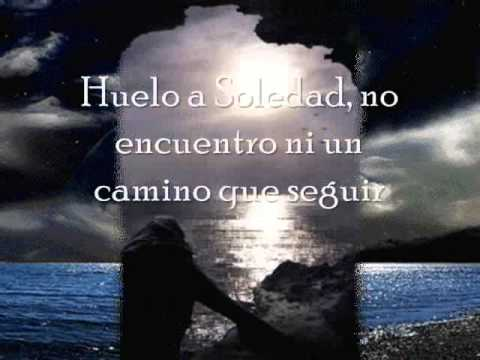 HUELO A SOLEDAD........ANA GABRIEL