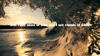 Norah Jones - Somewhere Over The Rainbow (Edited Version) (Lyrics)