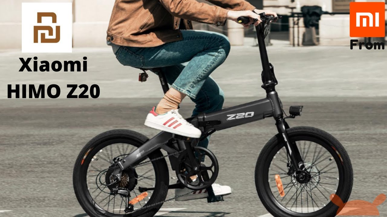 Xiaomi Himo Z20 Electric Power Bicycle Youtube