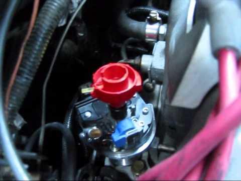 [SCHEMATICS_48EU]  MSD Distributor Install 93 S10 Blazer - YouTube | 1993 S10 Blazer Distributor Wiring Diagram |  | YouTube