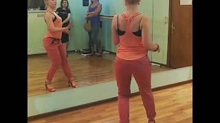 Кизомба Женский стиль обучение