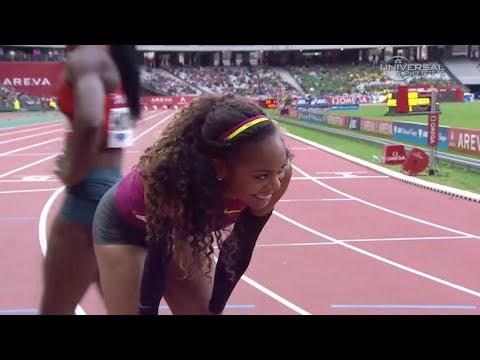 Sanya Richards-Ross wins 400m in Paris - Universal Sports