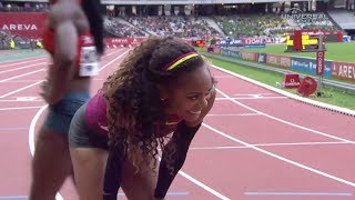 Sanya Richards-Ross wins 400m in Paris - Universal Sports