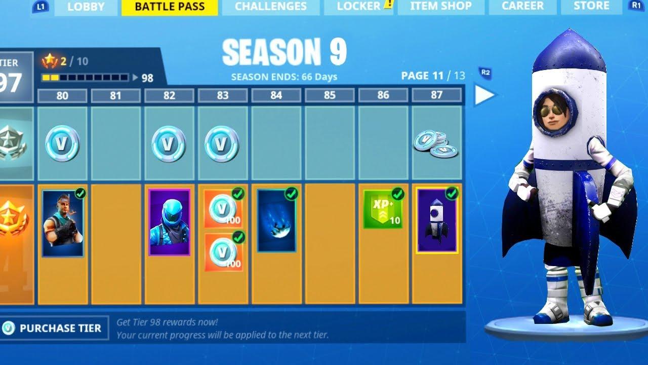 season 9 fortnite battle royale - la map fortnite saison 9