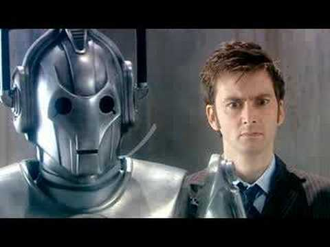 Daleks and Cybermen