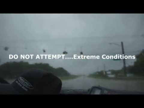 Power-Pole Shallow Water Anchor Extreme Performance (Tropical Storm Andrea 2013)