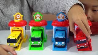Xe Buýt Tayo - Đồ Chơi Trẻ Em - Tayo the Little Bus - Car Toy Videos for Kids