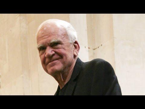 Film de présentation de Milan Kundera