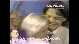 """Luis Miguel, Navidad y el """"Regalo de su vida""""...su mamá"""