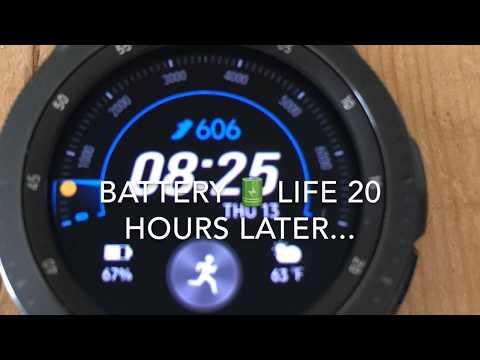 Galaxy Watch Battery Test #109 - Did It Last...?