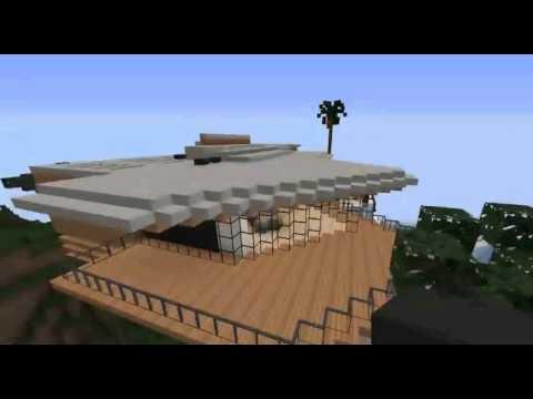 Full download minecraft mapas casa moderna do franklin for Casa moderna gta sa