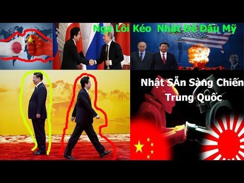 Lôi Kéo Nga Thành Công, Nhật Sẵn Sàng Chiến Đấu Với Trung Quốc Tại Quần Đảo Điếu Ngư